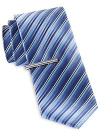 Gold Series Mini Stripe Tie