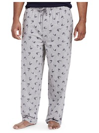 Harbor Bay Marlin Knit Lounge Pants