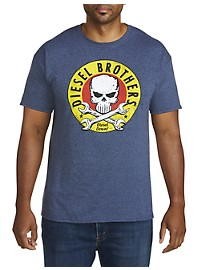 Diesel Brothers Vintage Sign Graphic Tee