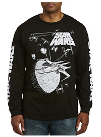 Star Wars X-Wing Long-Sleeve Graphic Tee