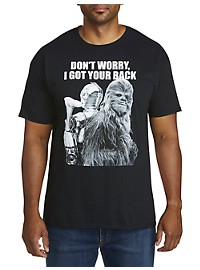 Star Wars I Got Your Back Graphic Tee