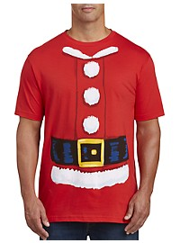 Santa Suit Graphic Tee