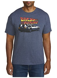 Back To The Future Graphic Tee