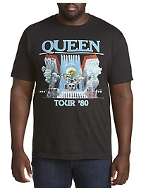 Queen Tour Graphic Tee