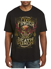 Five Finger Death Punch Graphic Tee