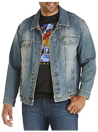 True Nation Stretch Denim Jacket