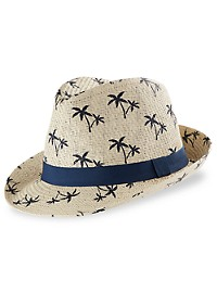New York Accessory Group Palm Tree Fedora