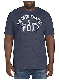 Retro Brand Craft Beers Graphic Tee