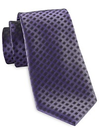 Synrgy InteliStretch Performance Non-Solid Neat Tie