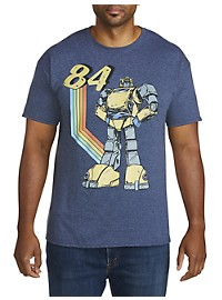 Transformers Bumblebee Graphic Tee