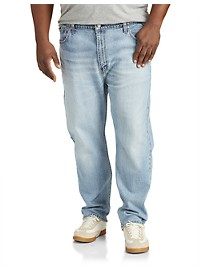 Levi's 502 Taper Fit Stretch Jeans