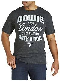 Retro Brand Bowie Graphic Tee