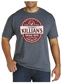 Killian's Irish Red Graphic Tee