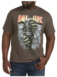 Hulk Split Graphic Tee