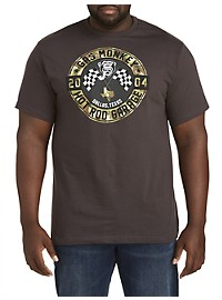 Gas Monkey Garage Camo Racer Graphic Tee