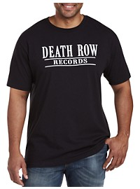 Death Row Records Label Graphic Tee