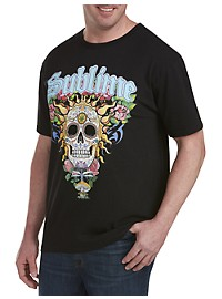 Sublime Skull Graphic Tee