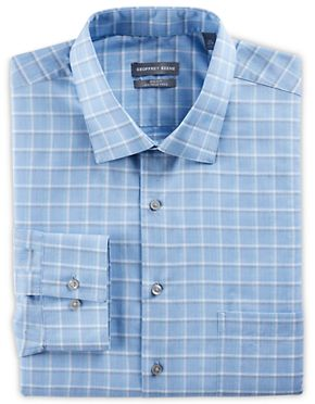 Geoffrey Beene Check Dress Shirt (Was $64.50, Now $31.99)