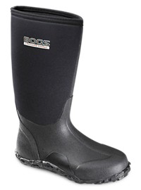 Bogs Fabric and Rubber High Boots