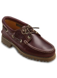 Timberland Classic 3-Eye Lug Boat Shoes