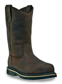 "McRae Industrial 11"" Steel Toe Wellingtons"