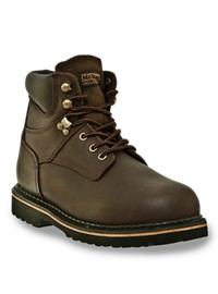 "McRae Industrial 6"" Lacer Slip-Resistant Work Boots"