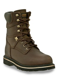 "McRae Industrial 8"" Lacer Slip-Resistant Work Boots"