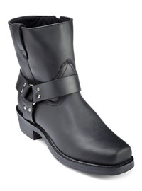 "Dingo Rev Up 7"" Zip Harness Boots"