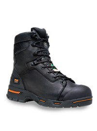 "Timberland PRO Endurance Waterproof 8"" Safety Toe Work Boots"