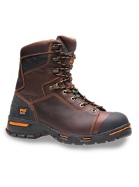 "Timberland PRO Endurance 8"" Steel Toe Work Boots"