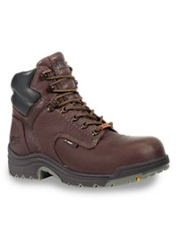 "Timberland PRO Titan Waterproof 6"" Safety Toe Work Boots"