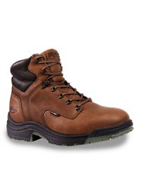 "Timberland PRO Titan 6"" Safety Toe Work Boots"