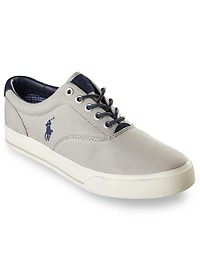 Polo Ralph Lauren Vaughn Canvas Lace-Ups