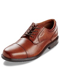 Rockport Essential Details Cap-Toe Oxfords