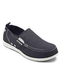 Crocs Walu Canvas Slip-Ons
