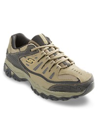 Skechers Afterburn Memory-FIT Athletic Sneakers