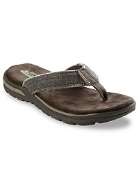 Skechers Relaxed Fit Bosnia Thong Sandals