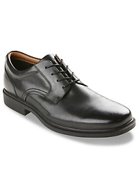 Rockport Dressports Luxe Plain-Toe Oxfords