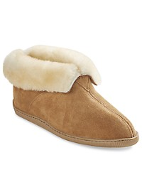 Minnetonka Sheepskin Ankle Boots