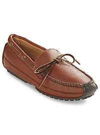Minnetonka Moosehide Weekend Moccasins