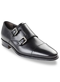 Bruno Magli Wesley Double Monk-Strap Oxfords