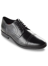 Rockport Style Purpose Cap-Toe Oxfords