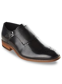 Stacy Adams Dinsmore Monk-Strap Dress Shoes