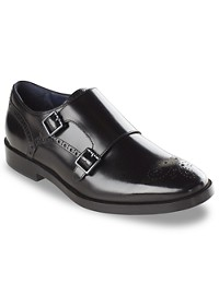 Cole Haan Hamilton Grand Double Monk-Strap Dress Shoes