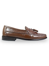 Florsheim Pisa Moc-Toe Tassel Dress Loafers
