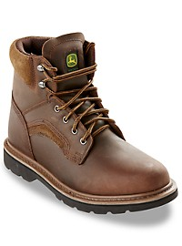 "John Deere 6"" Lace-Up Boots"