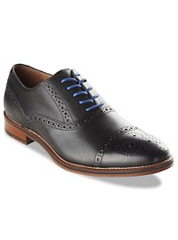 Johnston & Murphy Conard Cap-Toe Oxfords