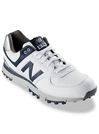 New Balance NBG574 Waterproof Spikeless Golf Shoes