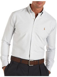 Polo Ralph Lauren Striped Oxford Sport Shirt
