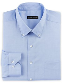 Rochester Oxford Pinpoint Dress Shirt
